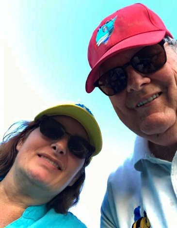 HIIBF 2020 - Bill Whalen and Sandra Rolfe