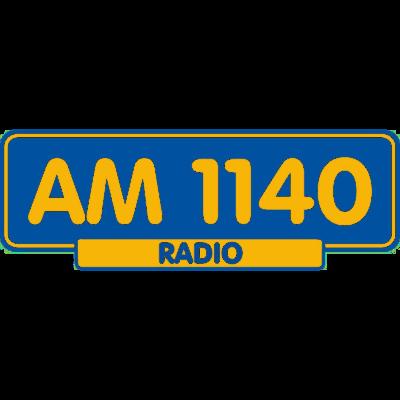 AM 1140 logo