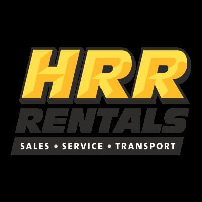 HRR Rentals logo