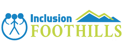 Inclusion Foothills logo