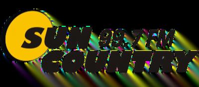 Sun Country 99.7 FM logo