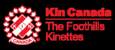 The Foothills Kinettes logo